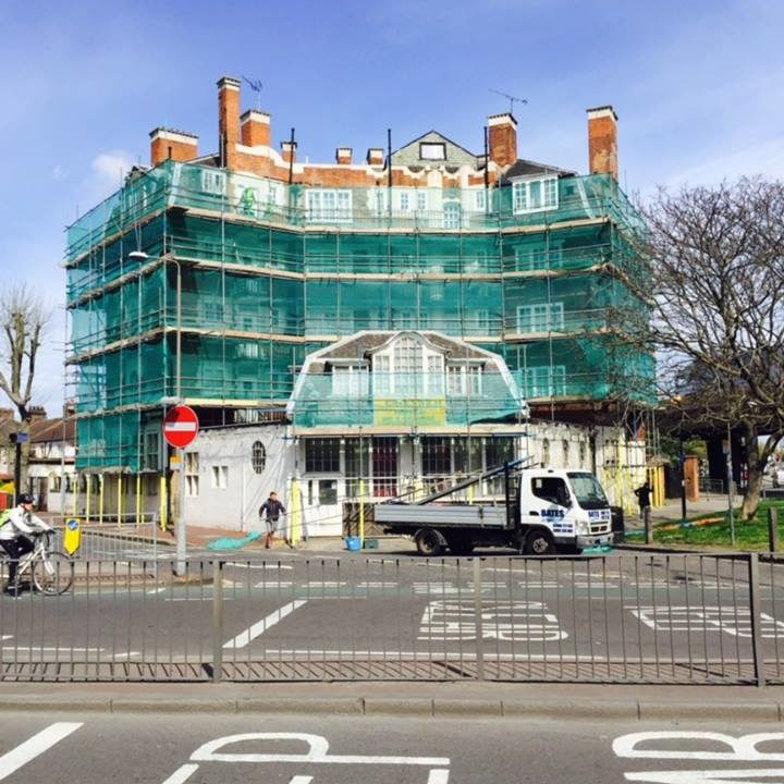 Scaffolding Erectors Tunbridge Wells
